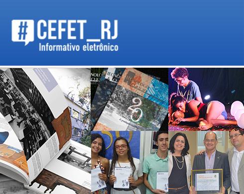 Informativo eletrônico Cefet/RJ