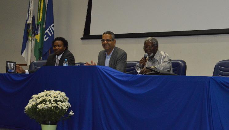Colóquio marca adesão do Cefet/RJ à Década Internacional de Afrodescendentes
