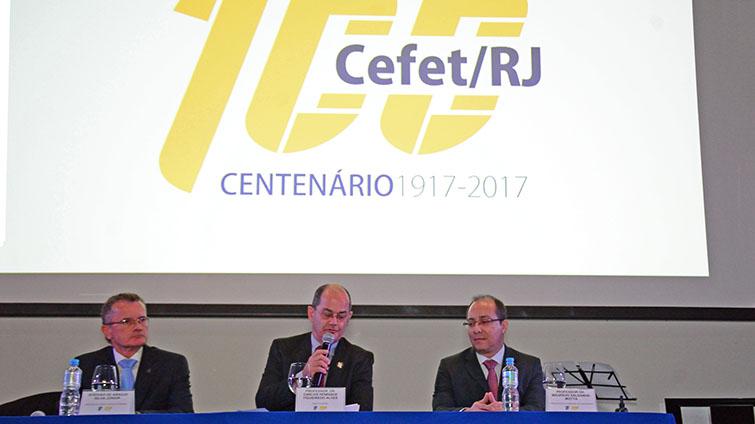 Cem anos do Cefet/RJ consolidam o caminho rumo à universidade