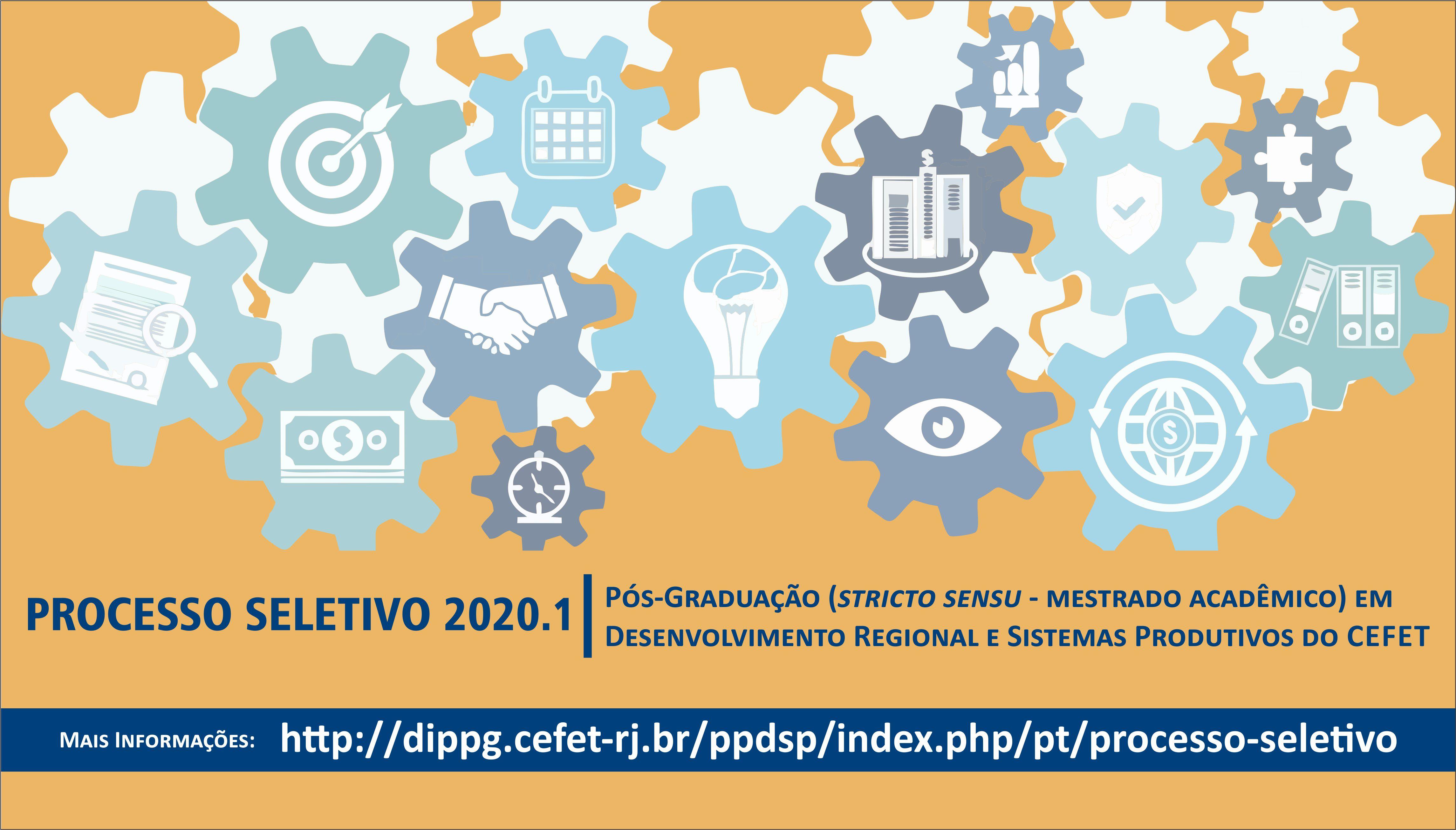Inscrições abertas para o mestrado em Desenvolvimento Regional e Sistemas Produtivos