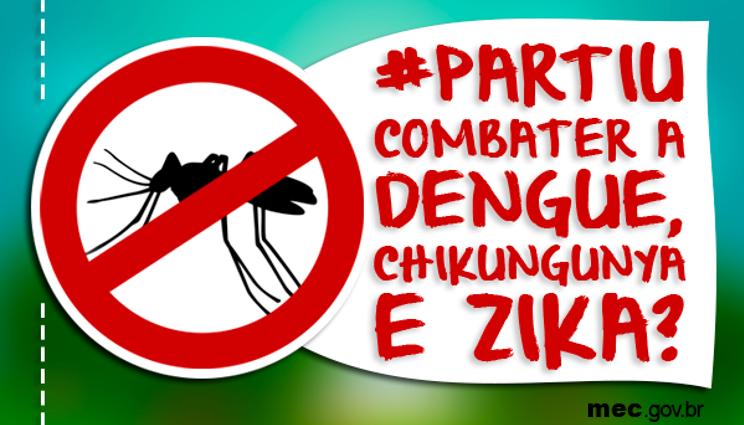 Ações de combate ao Aedes aegypti