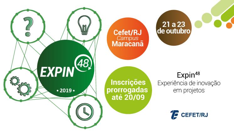 Evento de inovação Expin48 abre inscrições