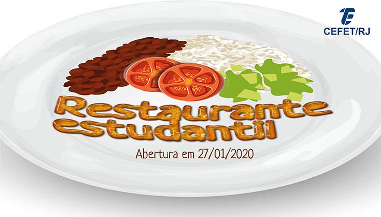 Restaurante estudantil do campus Maracanã inicia atividades na segunda