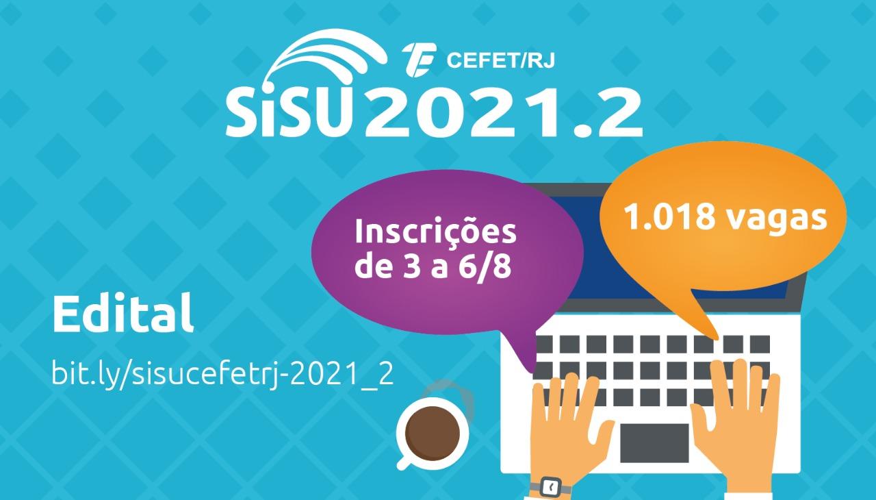 Processo seletivo para os cursos de graduação 2021.2
