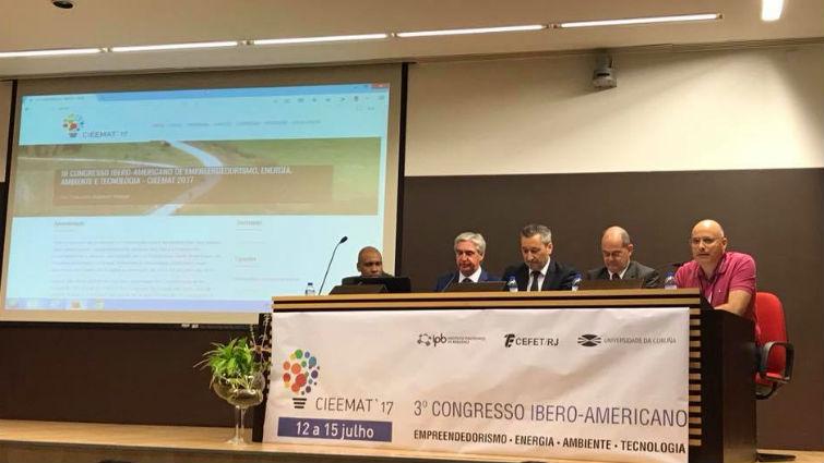 Participação expressiva de pesquisadores do Cefet/RJ marca III CIEEMAT, em Portugal