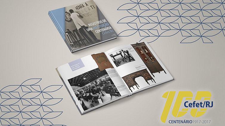 Livro registra memórias do Cefet/RJ