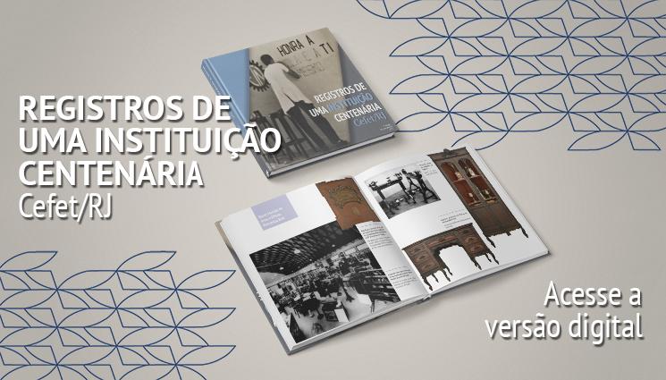 Livro do centenário está disponível para consulta em versão digital